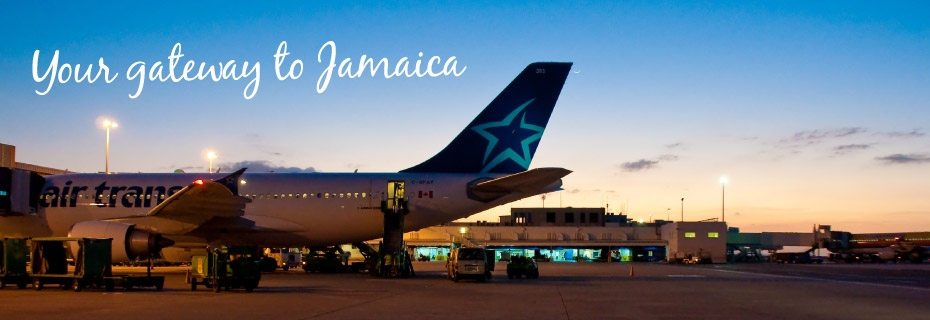 Domestic Airlines - Montego Bay Jamaica Airport