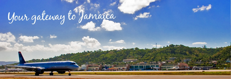 Montego Bay Jamaica Sangster International Airport Mbj