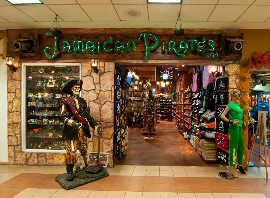 Shopping & Duty Free - Montego Bay Jamaica Airport